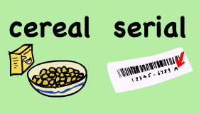 cereal serial